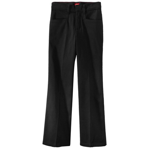 Dickies® Junior's Classic Fit Stretch Flare Bottom Pant
