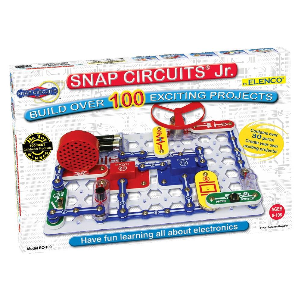 Snap Circuits Jr. SC-100, Building Set
