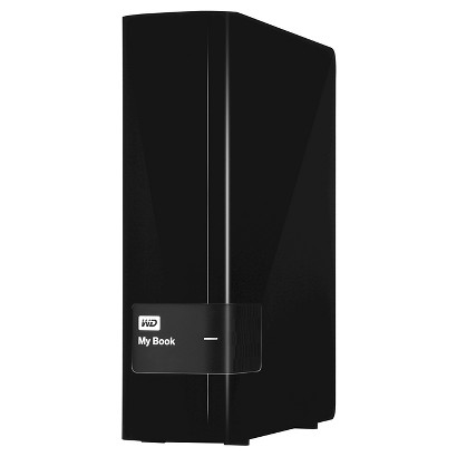 WD My Book 2TB External Hard Drive (WDBFJK0020HBK-NESN) - Black
