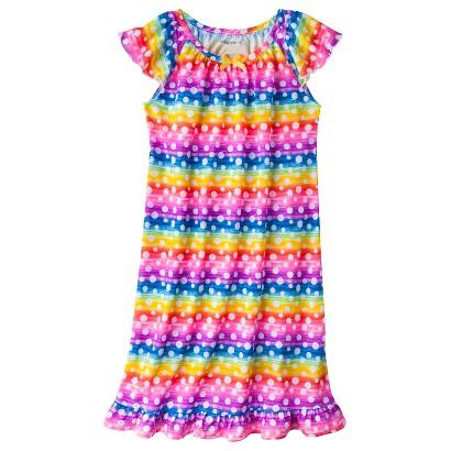 Xhilaration® Girls' Polka Dot Nightgown
