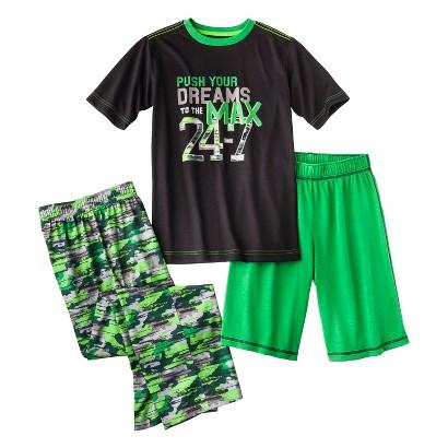 Cherokee® Boys' 2-Piece Short-Sleeve Pajama Set
