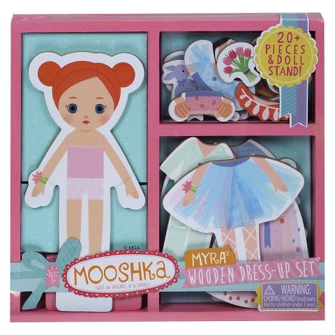 Mooshka Wooden Dress-Up Set – Niva