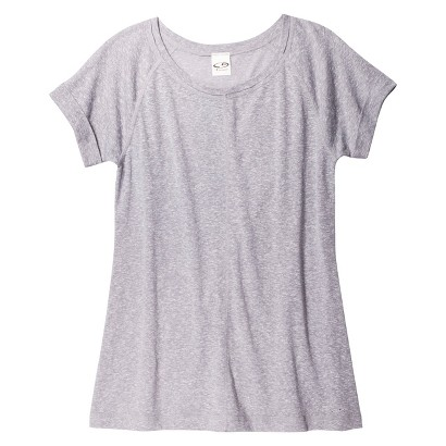 C9 Champion® Women's Short Sleeve Slub Yoga Tee