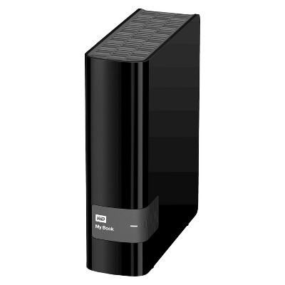 WD Black External Hard Drive 3TB My Book