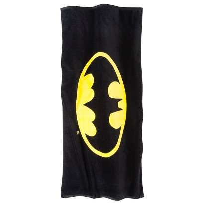 Batman Beach Towel - 1 pack