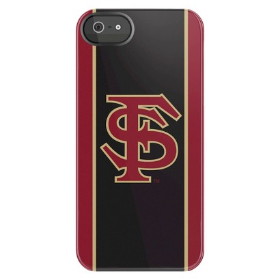 Collegiate Deflector Cell Phone Case for iPhone 5 - Multicolor (C0500-BS)