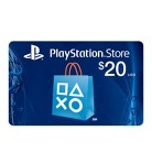 PlayStation Network $20 USD Cash Code (Email Delivery)