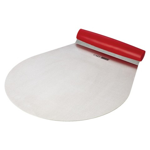 Cake Boss Stainless Steel Tools and Gadgets 9-Inch Cake Lifter