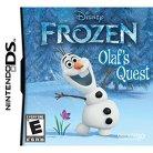 Disney Frozen - Olaf's Quest (Nintendo DS)