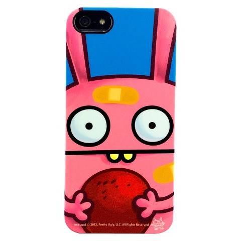 Ugly Doll Wippy Deflector Cell Phone Case for iPhone 5
