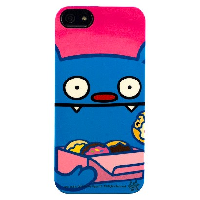 Pen and Paint Type Deflector Cell Phone Case for iPhone 5 - Multicolor (C0600-CN )