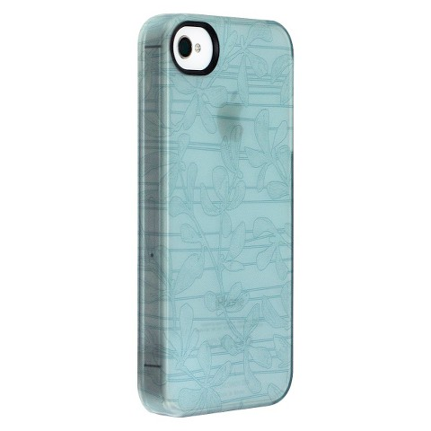 Noel Ashby Deflector Floral Cell Phone Case for iPhone 4/4s