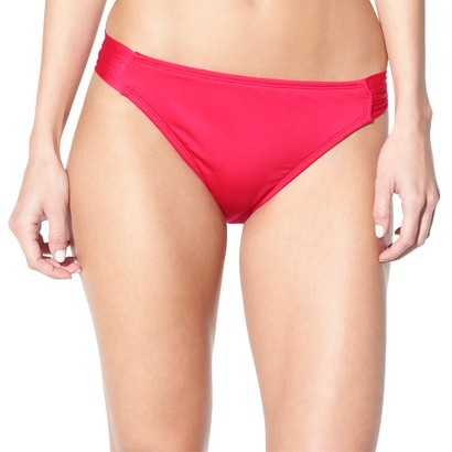 Mossimo® Women's Mix and Match Hipster Swim Bottom -Coral Sugar