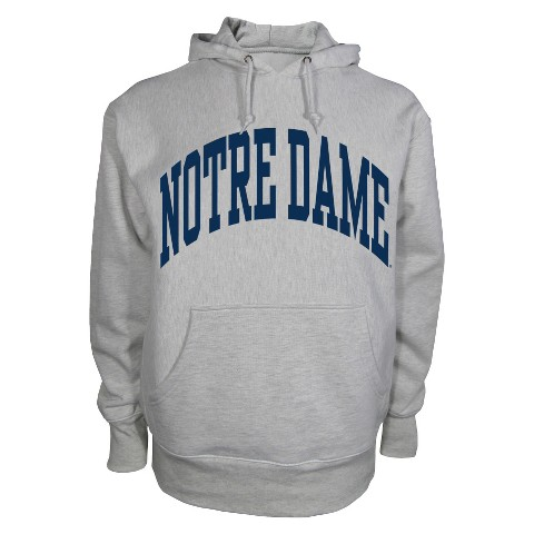 Notre Dame Fighting Irish Men's Sweatshirt in Grey