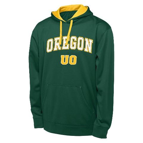 Oregon Ducks Men's Sweatshirt in Green