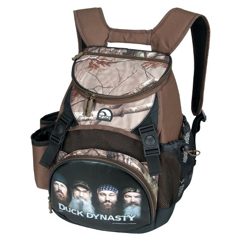 Igloo Realtree Backpack Cooler - Duck Dynasty