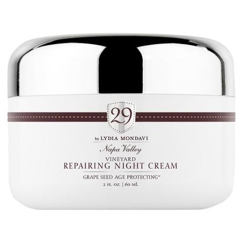 29 Vineyard Repairing Night Cream  - 2 oz