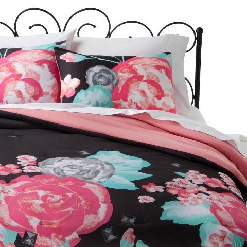 xhilaration 174 floral comforter set target