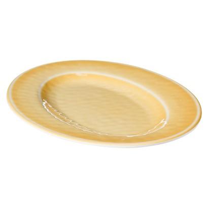 Threshold™ Melamine Skinny Oval Serving Platter - Yellow