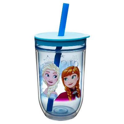 Zak Designs Frozen 13oz Double Wall Tumbler