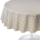"Room Essentials® Leaf Round Tablecloth (70"")"