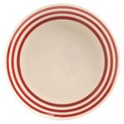 Threshold™ Bistro Stripe Ceramic Dinner Plate