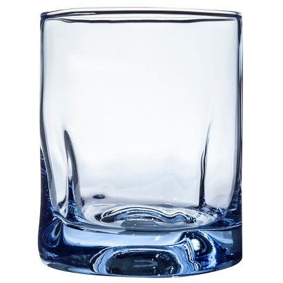Threshold™ Misty Blue Glass Drinkware Set of 4 - Blue (10 oz)