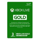 Xbox Live 3 Month Gold $24.99