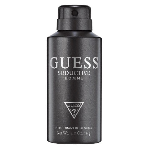 Guess Seductive Homme Body Spray - 4 oz