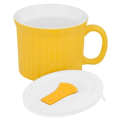 Corningware 20 oz. Pop-in Mug - Curry