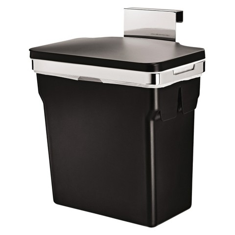 simplehuman 10-Liter In-Cabinet Trash Can