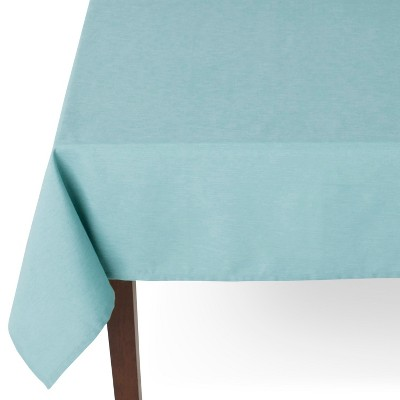"Threshold™ Solid Tablecloth - Blue - 52"" x 70"""