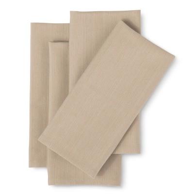 Threshold Heavy Cream 1.5 X 12 X 13 Kitchen Textile Set