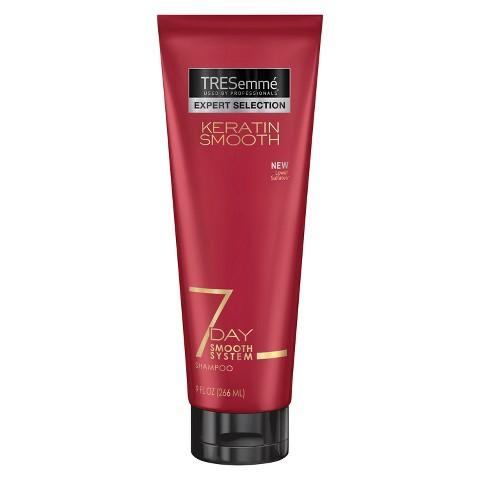 TRESemme Expert Selection 7 Day Keratin Smooth Shampoo 9 oz