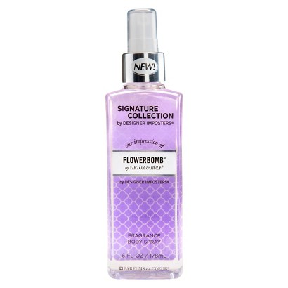 Women's Flowerbomb by Viktor & Rolf by Designer Imposters Fragrance Body Spray - 6 oz