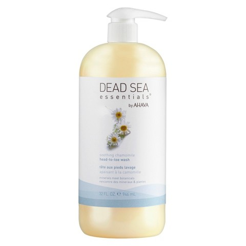 Dead Sea Essentials®  by AHAVA Soothing Chamomile Head-to-Toe Wash