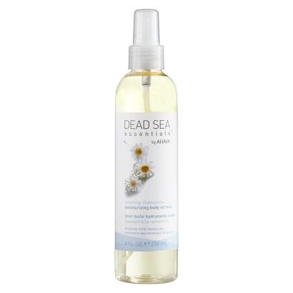 Dead Sea Essentials®  by AHAVA Soothing Chamomile Moisturizing Body Oil Mist