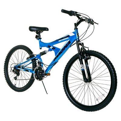 "Boy's Magna Outreach Bike - Blue (24"")"