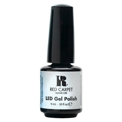 Red Carpet Manicure LED Gel Polish - Make Up Time product details page