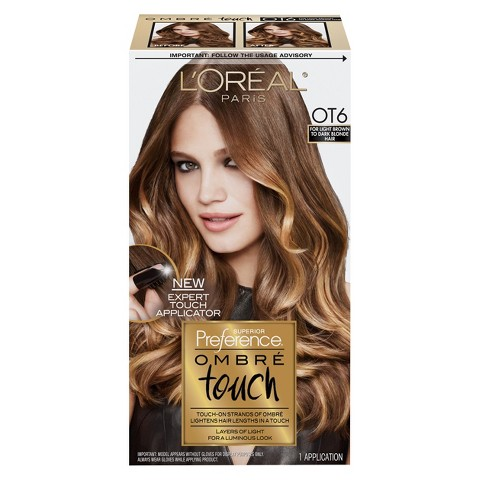 L'Oréal® Paris Superior Preference Ombre Touch