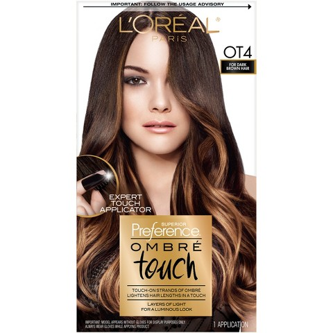 L'Oreal® Paris Superior Preference Ombre Touch