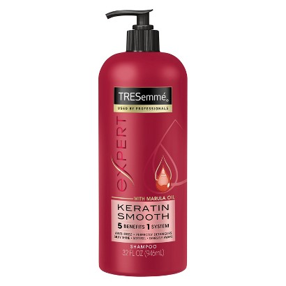 TRESemme Keratin Smooth Salon Pump Shampoo 32 oz