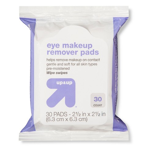 up & up™ Makeup Remover Cleansing Towelettes - 30 count