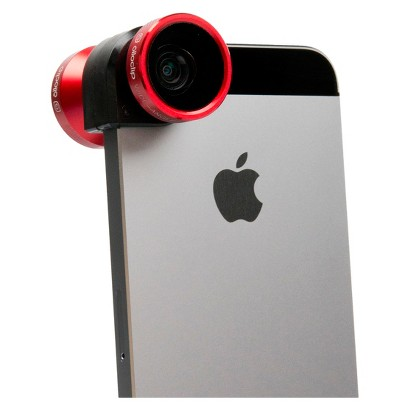 Olloclip 4-in-1 Quick Connect Lens for iPhone 5 - Black (8114521)