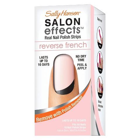 Sally Hansen® Salon Effects™ Real Nail Polish Strips