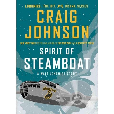 Spirit of Steamboat (Hardcover)