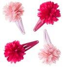 Cherokee® Infant Toddler Girls' 4 Pack Hair Clip - Pink