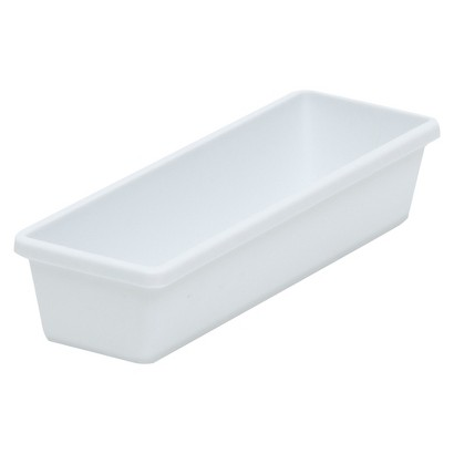"Room Essentials™ 3x9"" Nestable Drawer Organizer - White"