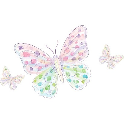 Wall Decal - Butterfly