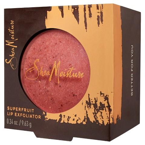 SheaMoisture Lip Exfoliator - .12 oz